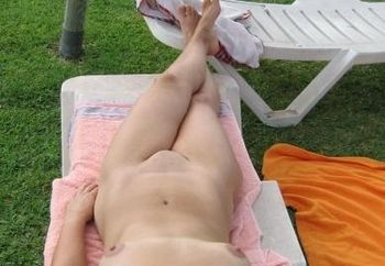 Wife Likes To Be Nude At Pool