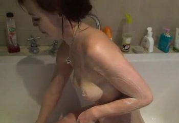 Bath fun #1