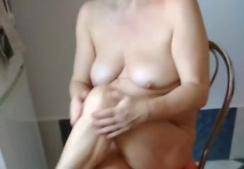 My naked wife Nadia
