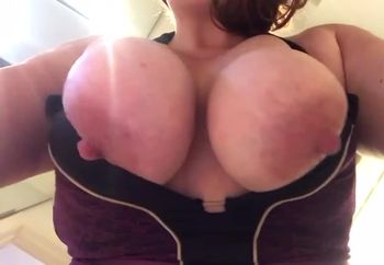 Heavenly Boobs Dancing Over You