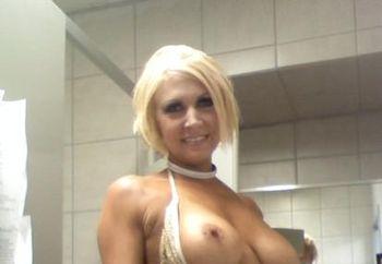 Bikini Flash...