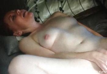 Feeling My Pussy