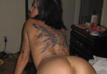 Hot Ass? Y/N