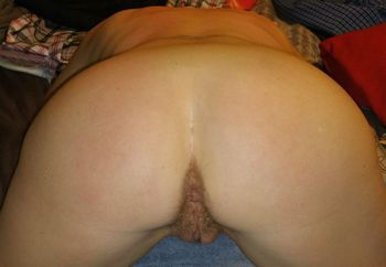Would you fuck a hairy ass?