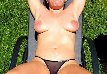 New sheer bikini