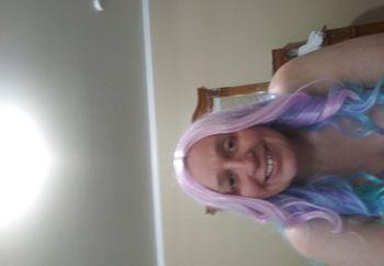 Funny wig