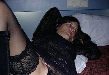Assorted Pics Of Slut Wife