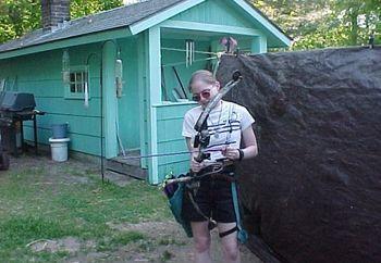 Carolyns Archery Pics