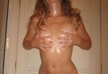 Oiled And Ready!!