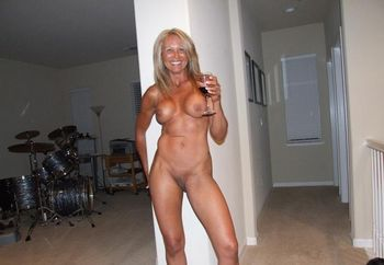 More Nude Around The House