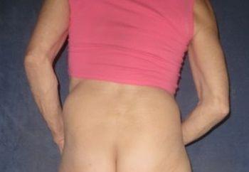 My sissy cheeks