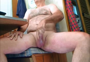 Showered and Shaved