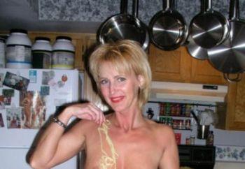 Gabi Making Pasta #2