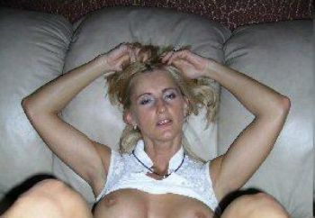 Hot Amateur Wife / Slutty skool Girl 2