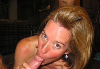 Sexy Suz Milf Cocksucking *