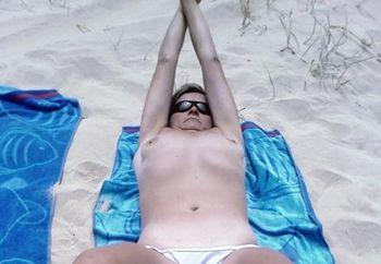Beach Tease Pt 2.