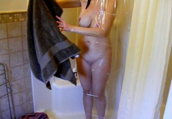 Milf Of 2 Out Of Shower