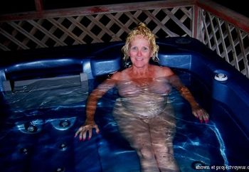 In The Hottub